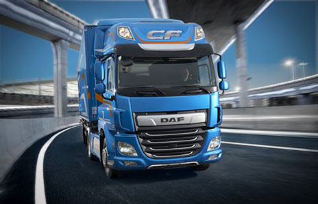 DAF CF Euro 6 Sales & Servicing in Southampton, Hampshire